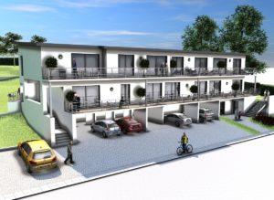 7x7 investiert in Neubauprojekt in Iserlohn: Senioren-WG und Penthousewohnungen